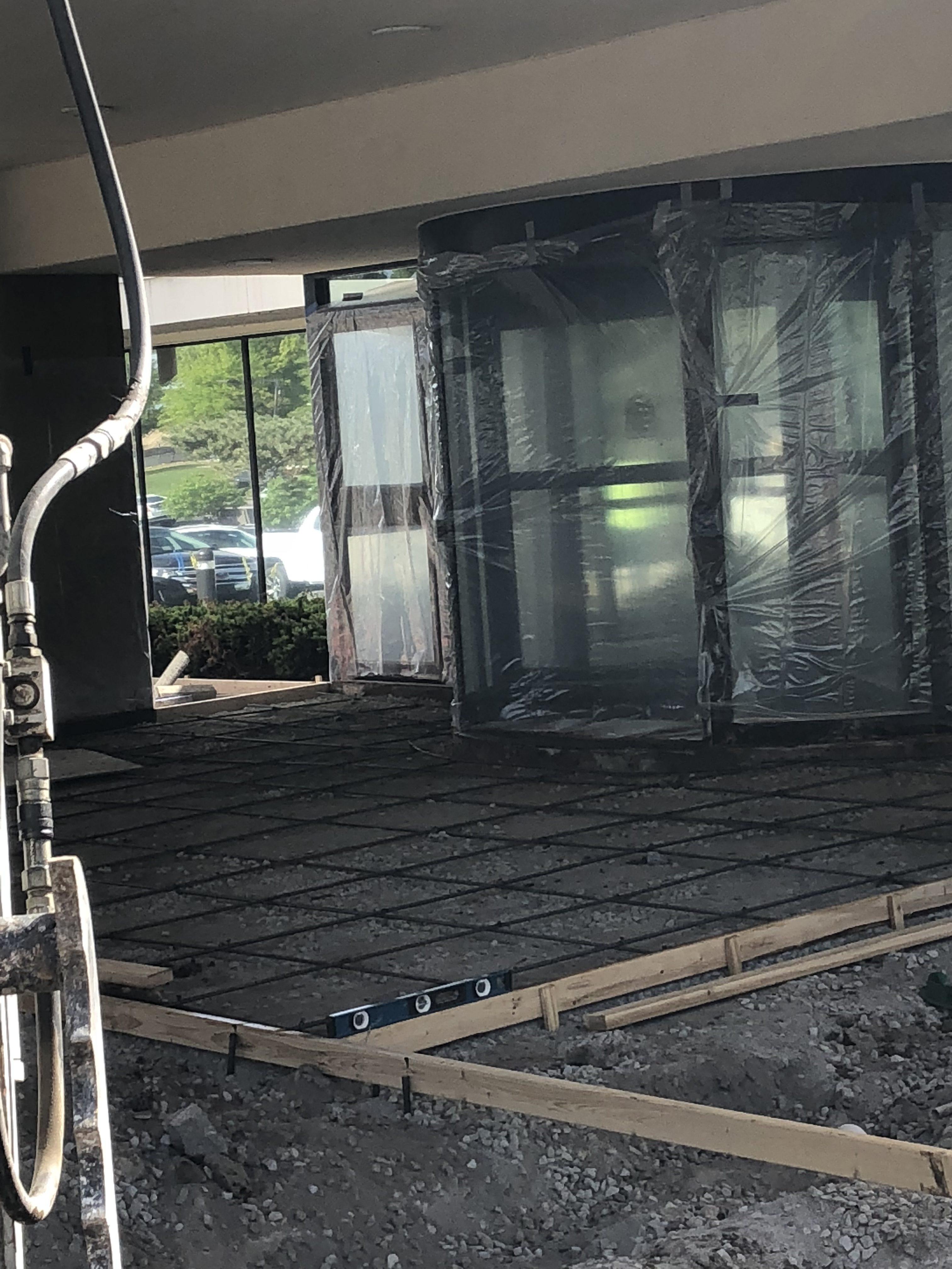 concrete paving kc