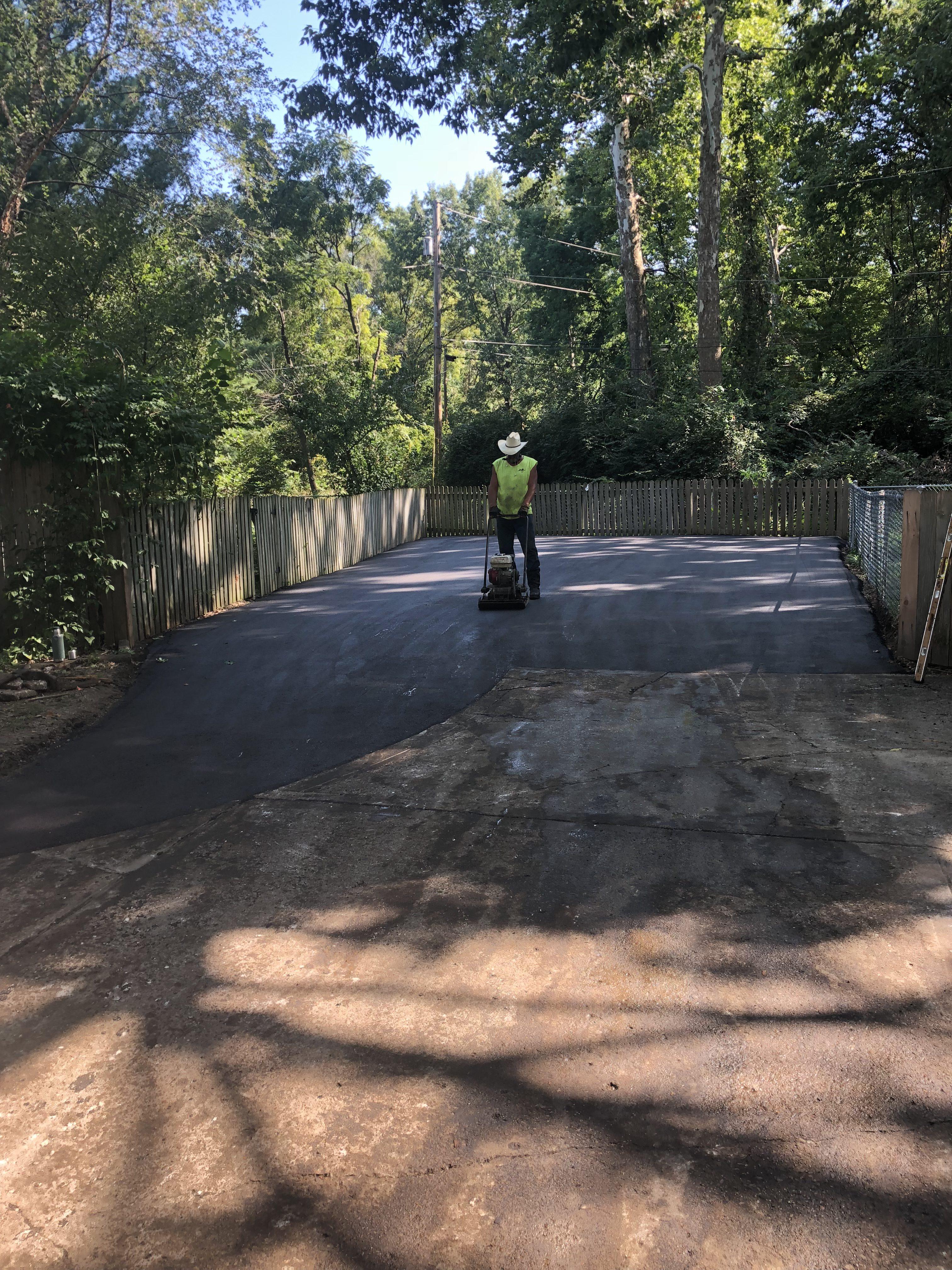 asphalt paving kansas city